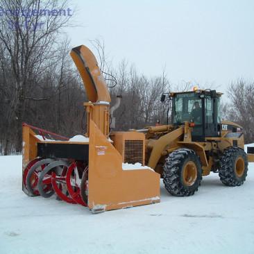 Snow blower - Deneigement St-Cyr